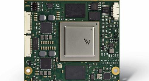 Qseven & SMARC Cards Boast i.MX8 CPUs