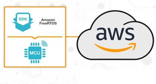 MCU Vendors Embrace Amazon FreeRTOS