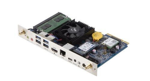 Module Pair Designed to Intel's SDM Spec