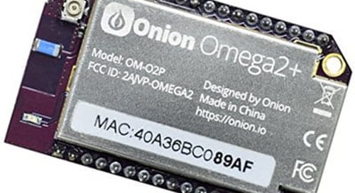 Mouser Inks Distribution Deal with Onion
