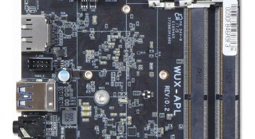Compact Board Sports Celeron J3455