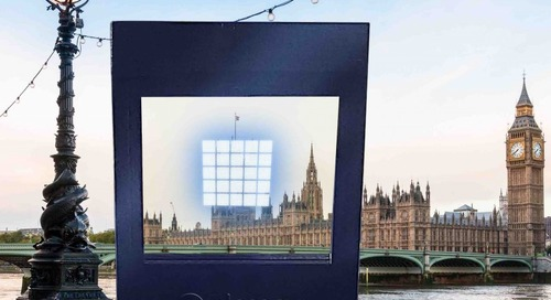 Plessey Demos MicroLEDs for VR Displays