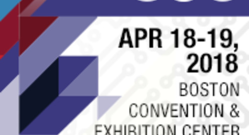 New England's Largest Embedded Systems Conference Returns!
