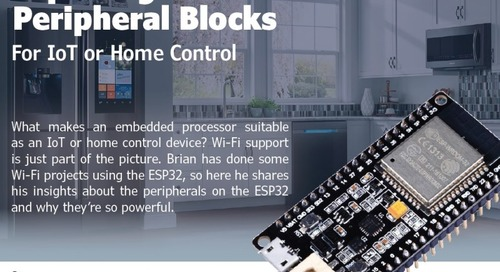 Exploring the ESP32's Peripheral Blocks