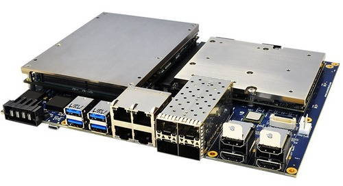 Xeon D and NVIDIA GPUs Share COMe Board