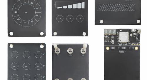 Touch-Sensor Development Kit for ESP32