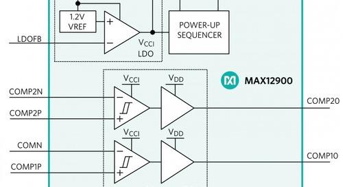 4 mA Integrated Sensor Transmitter Boasts Small Footprint
