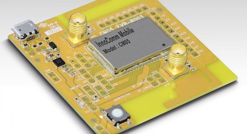 BLE-Wi-Fi Module Solution Enables Compact IoT Gateways