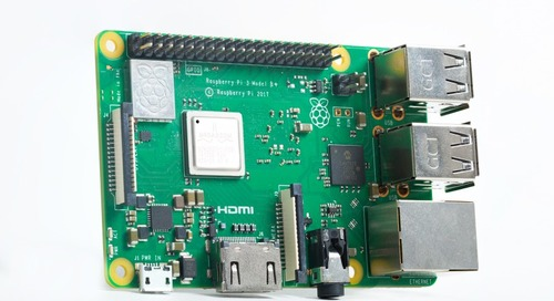 Raspberry Pi IoT SBC Leverages Cypress Wi-Fi/Bluetooth SoC