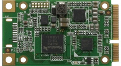 Movidius AI Acceleration Technology Comes to a Mini-PCIe Card