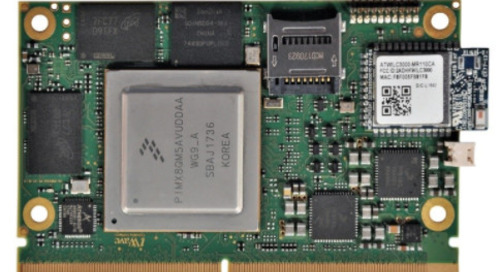 SMARC Module Features Hexa-Core i.MX8 QuadMax