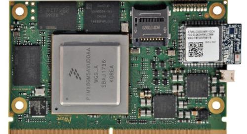 SMARC Module Features Hexa-Core i.MX8 QuadMax