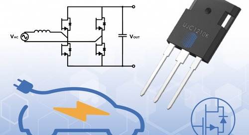 650 V SiC FETs Cut Power System Loses