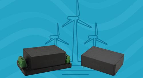 DC-DC Converters Serve Renewable Energy Applications