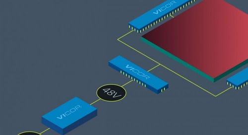 Non-isolated Up Converters Support High-Performance GPUs