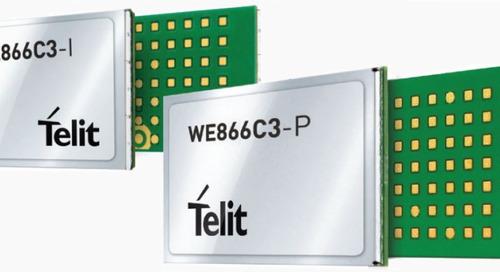 Wi-Fi Bluetooth LTE Companion Module Targets IoT