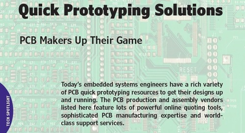 Quick Prototyping Solutions