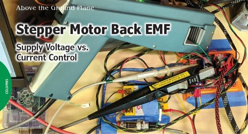 Stepper Motor Back EMF