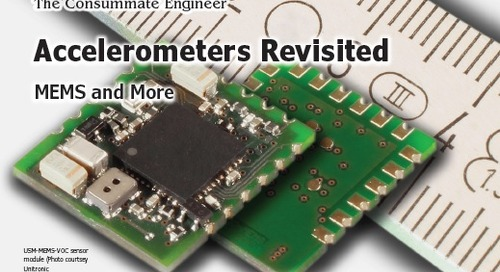 Accelerometers Revisited