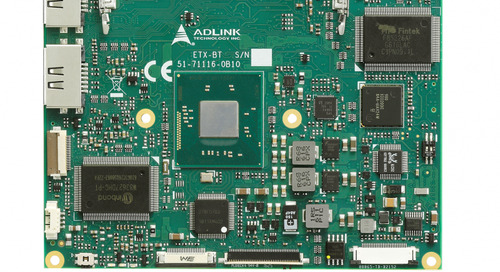 ETX Module Provides Long Life Cycle Solution