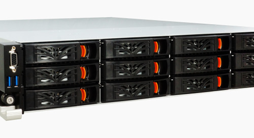 2U HPC Server Sports Dual Intel Xeon Scalable Processors
