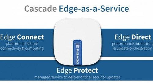 Edge-as-a-Service Solution Targets Commercial IoT