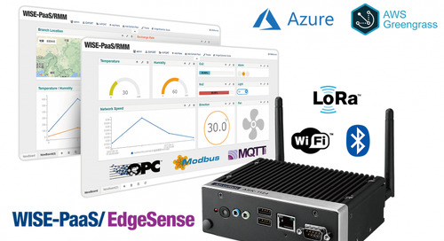 IoT Edge Server Manages Distributed Devices