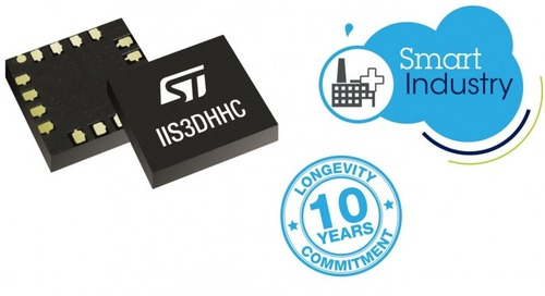 High-Accuracy MEMS Sensors Target Industrial Sensing