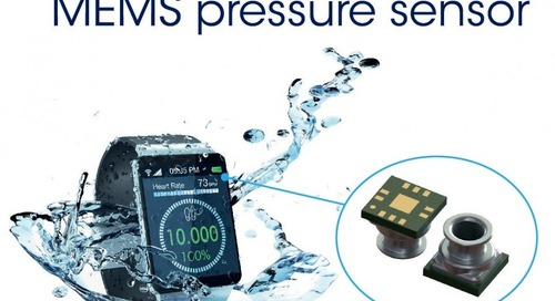 Next Newsletter: Sensors and Measurement