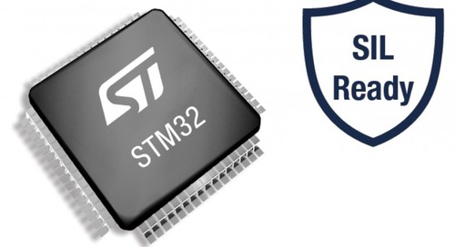 Software Speeds Safety Certification for STM32-Based Systems