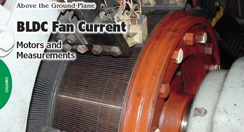 BLDC Fan Current