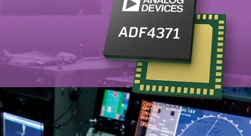 PLL/VCO Solution Serves Next-Gen RF and Microwave Needs