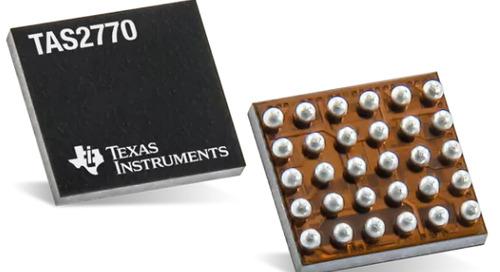Class-D Audio Amplifiers Target the Smart Home