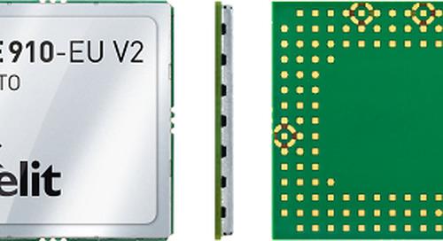 Verizon Certifies Several Telit LTE Modules