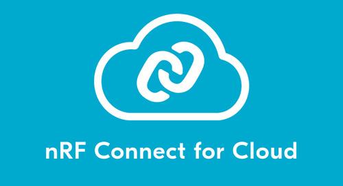 Cloud-based Eval Service for Nordic BLE SoC-Based Designs