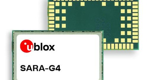 2G Cellular Module Smooths Upgrade Path to LPWA
