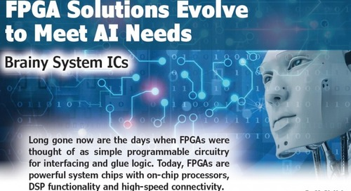 FPGA Solutions Evolve to Meet AI Needs
