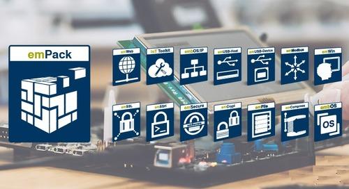Flexible Embedded/IoT OS Targets 8-/16-/32-bit MCUs