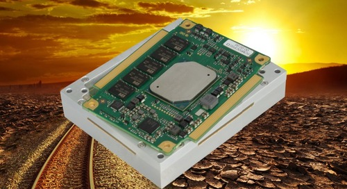 Rugged COM Express Type 10 Module Sports Intel Apollo Lake-I