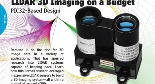 LIDAR 3D Imaging on a Budget