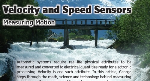 Velocity and Speed Sensors
