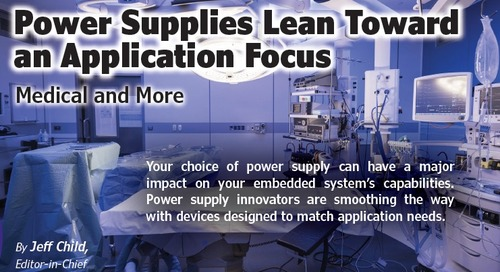 Power Supplies Lean Toward an Application Focus