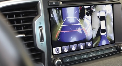 Transceivers Ease HD Video Upgrades Using Existing Vehicle Cabling