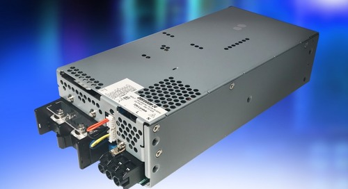 1500 W AD-DC Power Supplies Certified for Medical and ITE