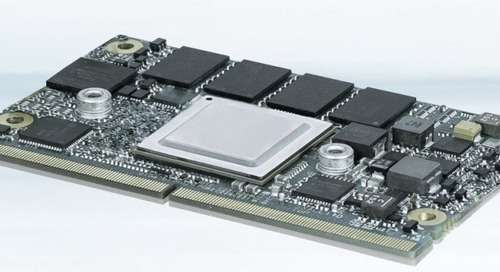 Linux-Driven SMARC Module Supports Up to Five Time-Sensitive GbE Ports