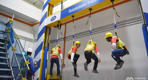 Construction Safety School Set Up Amid Rise in Workplace Injuries