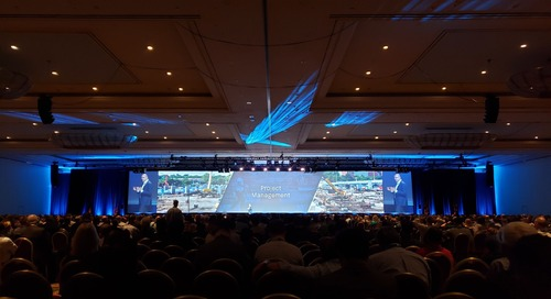 Connect & Construct Recap: Top Moments from the Opening Keynote