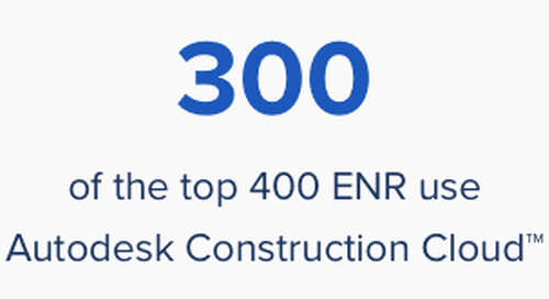 The BuildingConnected network now has over 1 million builders