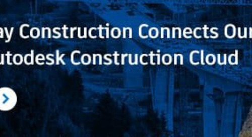 Webinar Recap: What to Expect from the Future of Infrastructure Construction