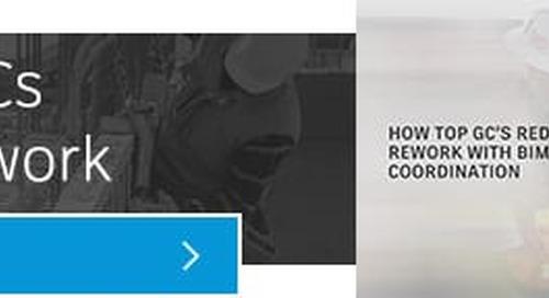 Webinar Recap: How Top GCs Reduce Rework with BIM Coordination
